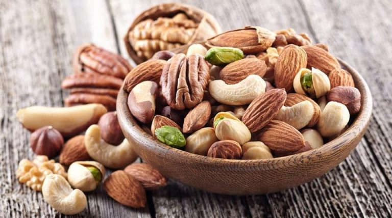 Super Nutritious Nuts for Your Healthy Heart