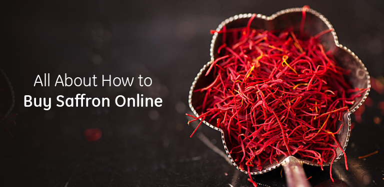 All About How to Buy Saffron Online